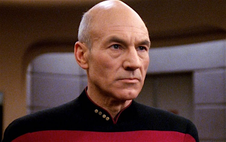 "Patrick Stewart: ""Nei panni di Jean-Luc Picard in Star Trek un'ultima volta se ..."""