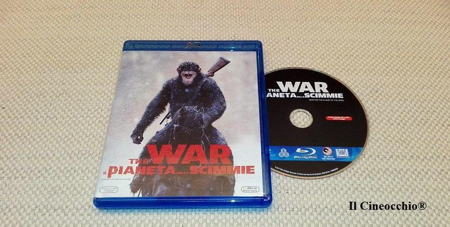 Recensione Blu-Ray   The War – Il Pianeta delle Scimmie di Matt Reeves