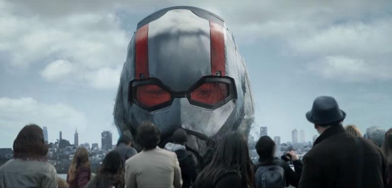 Scott e Hope cambiano dimensione nel full trailer di Ant-Man and The Wasp
