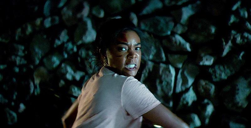 Gabrielle Union si riprende la sua casa blindata nel trailer di Breaking In