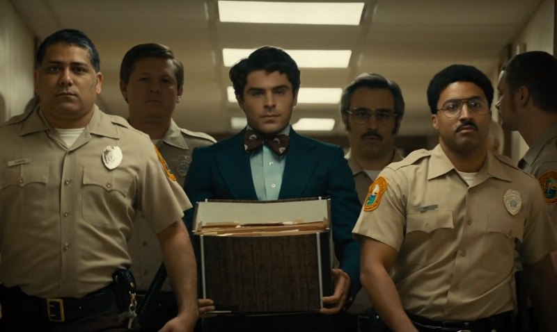 Extremely Wicked, Shockingly Evil and Vile zac efron film