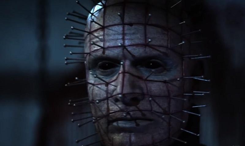 Pinhead riemerge dalle profondità degli inferi nel trailer di Hellraiser: Judgement