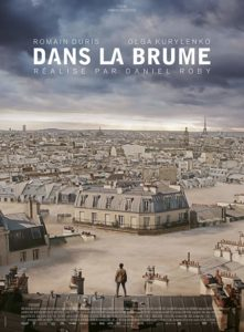 Romain Duris in Dans la brume (2018) poster
