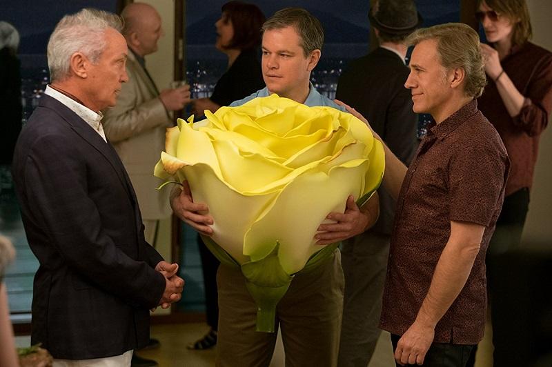 """Alexander Payne su Downsizing: """"Ho cambiato inizio e fine; Matt Damon era solo un mito tramandato"""""""
