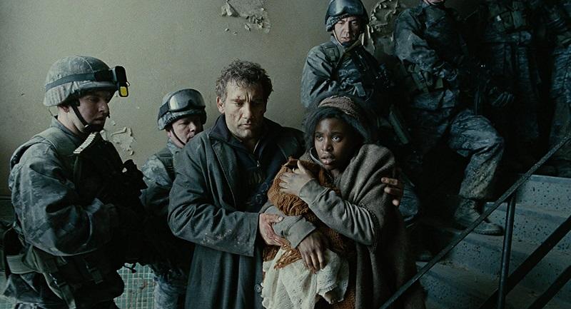 Rivisti Oggi | I figli degli uomini di Alfonso Cuarón