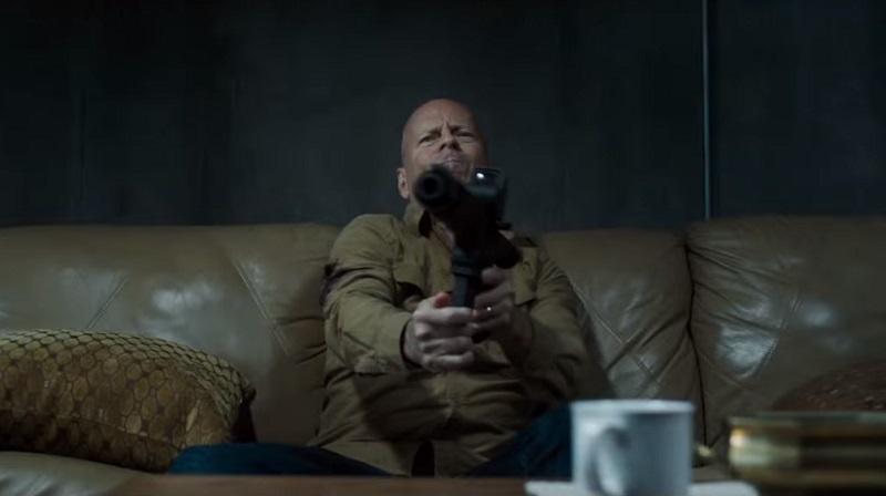 Bruce Willis dispensa piombo ai colpevoli nel secondo trailer di Il Giustiziere della Notte