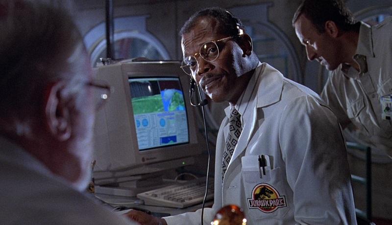 """Samuel L. Jackson su Jurassic Park: """"Vi svelo perchè non si vede la mia morte in scena"""""""