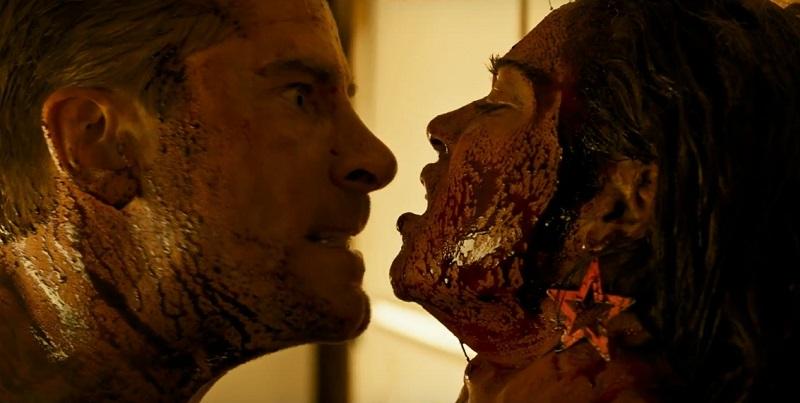 Matilda Lutz brutalizzata e pronta a uccidere nel trailer di Revenge