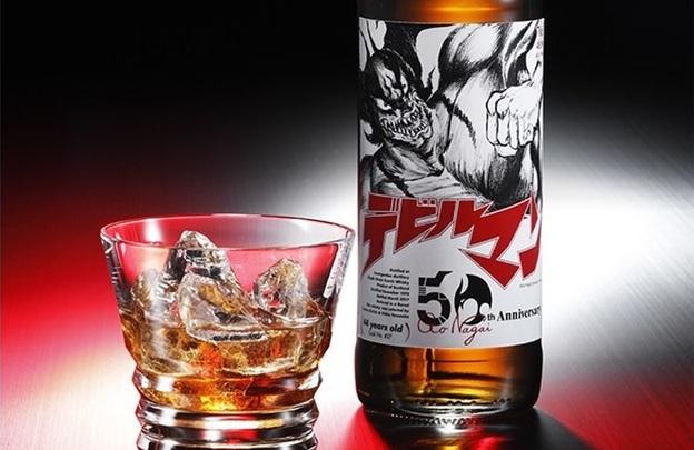 Celebriamo il grande uomo diavolo con il whisky di Devilman