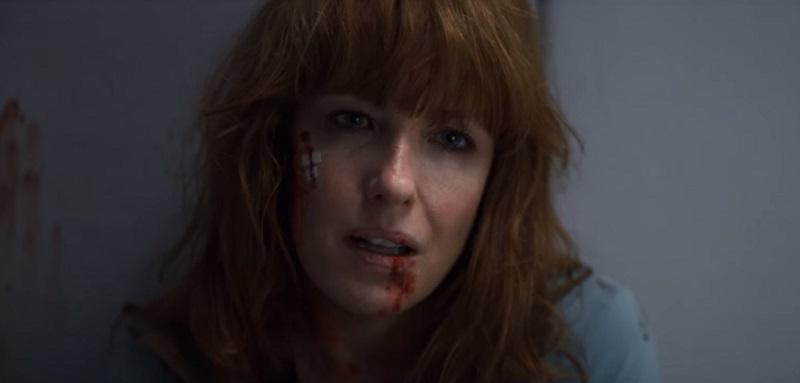 Kelly Reilly rapita e segregata da Luke Evans nel trailer 10x10