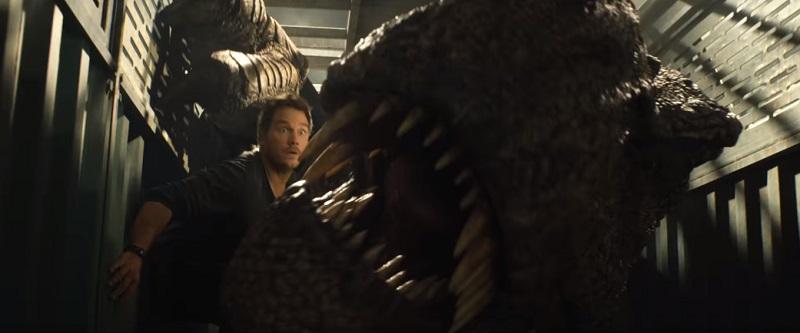 L'Indoraptor semina terrore nel secondo trailer di Jurassic World – Il Regno Distrutto