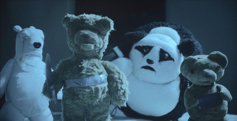 "Joe Dante: ""Porto al cinema Teddy Bears are for Lovers, esordio horror di Michael Bonvillain"""