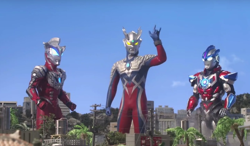 Ultra Guerrieri e Ultra Mostri si affrontano nel trailer di Ultraman Geed the Movie