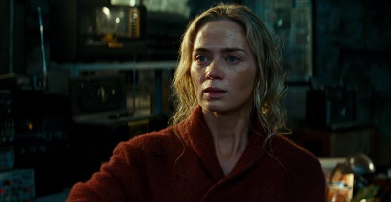 Il rumore è morte per Emily Blunt nel teaser del fanta-horror Un Posto Tranquillo