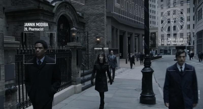 Clive Owen indaga sull'invisibile Amanda Seyfried nel trailer in realtà aumentata di Anon