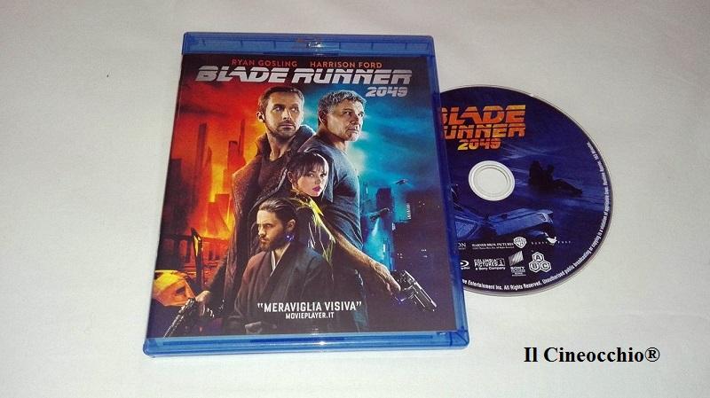 Recensione Blu-Ray | Blade Runner 2049 di Denis Villeneuve