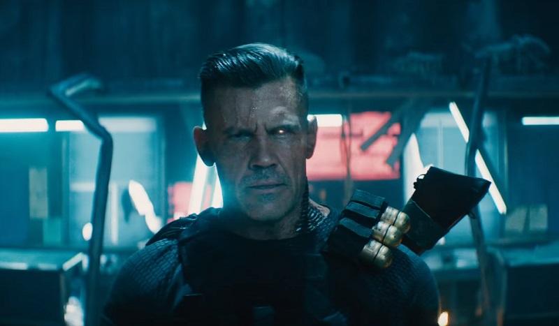 Cable si presenta a Wade Wilson nel full trailer di Deadpool 2