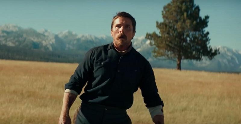Trailer italiano e locandina per Hostiles – Ostili, western di frontiera con Christian Bale