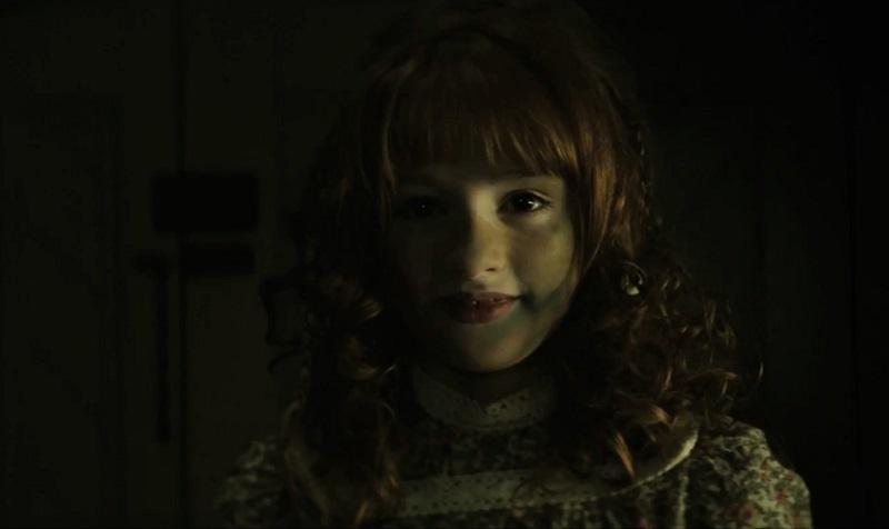 Muse: trailer italiano, poster e data di uscita per l'horror di Jaume Balagueró