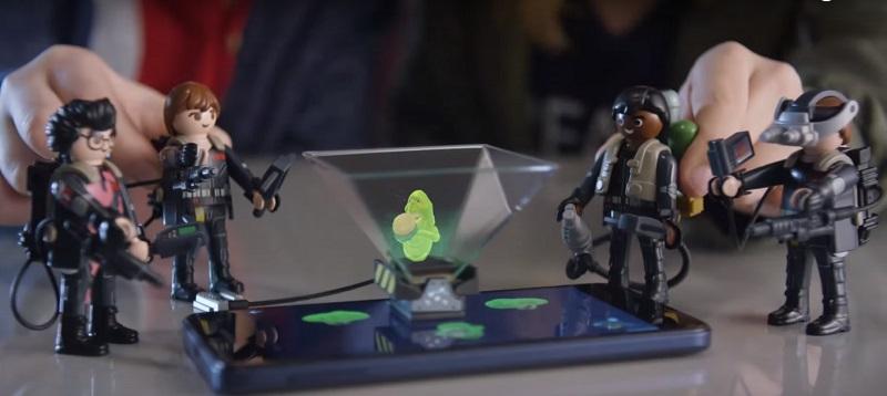 I Ghostbusters II della Playmobil hanno le trappole olografiche 3D!