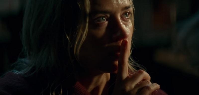 Ogni respiro può costare la vita a Emily Blunt nel full trailer di Un Posto Tranquillo