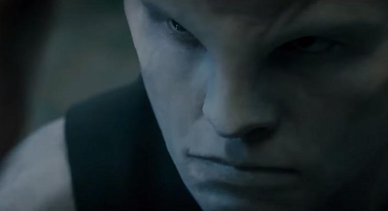 Sam Worthington diventa un mostro per colonizzare lo spazio nel trailer di The Titan