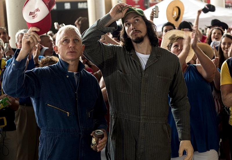 Trailer italiano per La Truffa dei Logan, heist movie a tutta velocità di Steven Soderbergh