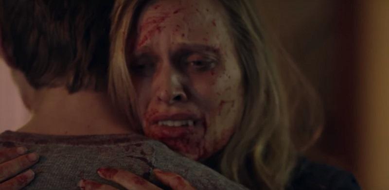 Vinessa Shaw ha sete di sangue umano nel trailer di Family Blood