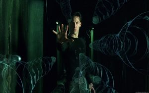 Keanu Reeves in The Matrix (1999)