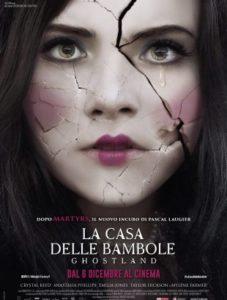 La Casa delle Bambole Ghostland Poster Italiano
