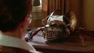 Peter Weller in Il Pasto Nudo (1991)