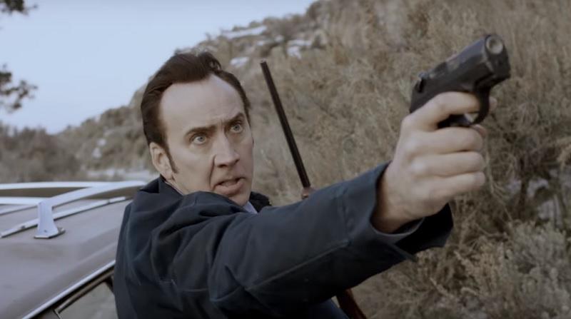 Nicolas Cage tra cospirazioni e clima impazzito nel trailer di The Humanity Bureau