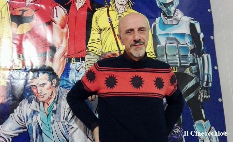 Esclusivo | Intervista ad Angelo Stano: Dylan Dog al cinema, come nasce una tavola e i supereroi USA