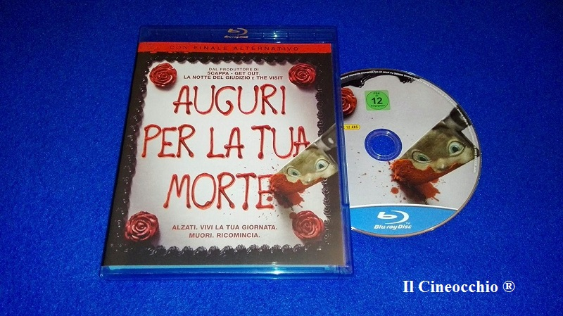 Recensione Blu-ray | Auguri Per La Tua Morte di Christopher Landon