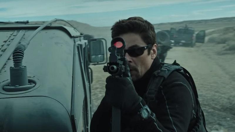 Josh Brolin e Benicio Del Toro contro i cartelli nel secondo trailer di Sicario 2 – Soldado