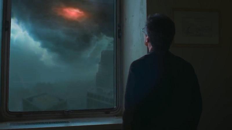 Un ex marine con DPTS si trova gli alieni davanti a casa nel trailer di By Dawn