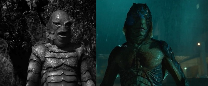 Video | Tutte le scene di altri film riprese da La Forma dell'Acqua di Guillermo del Toro