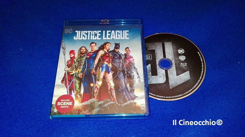 Recensione Blu-ray | Justice League di Zack Snyder