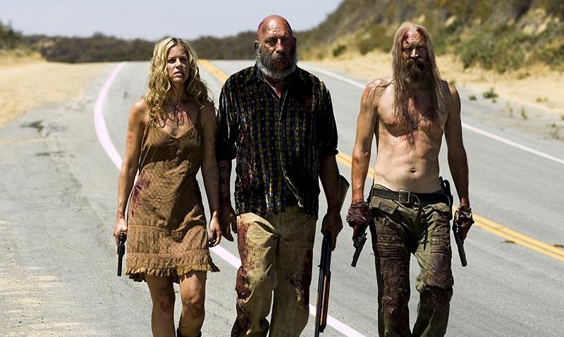 3 From Hell: Rob Zombie posta la prima foto dal set del sequel di La Casa del Diavolo