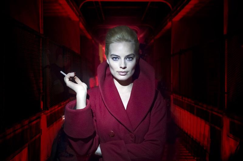 Margot Robbie enigmatica femme fatale nel teaser trailer di Terminal