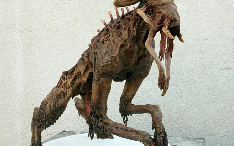 Vediamo da vicino il Moder, la mostruosa creatura di Il Rituale di David Bruckner