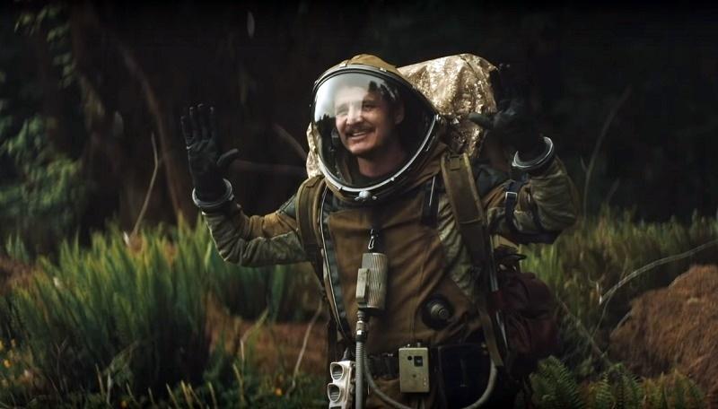 Nel trailer di Prospect, Pedro Pascal è a caccia di gemme su una pericolosa luna aliena