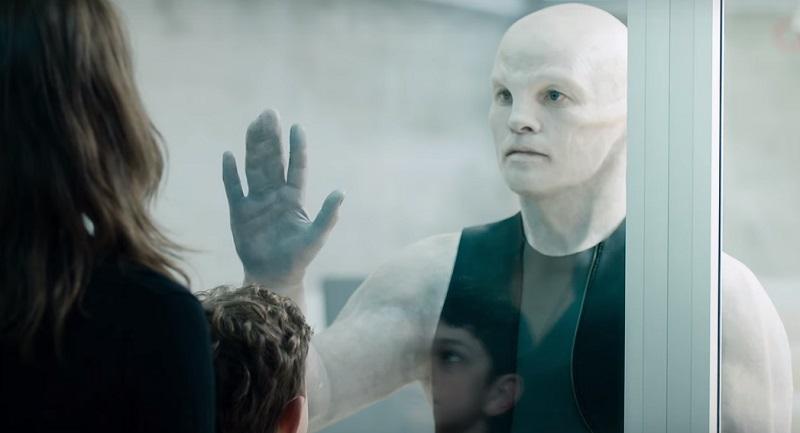Sam Worthington diventa un mostro per Netflix nel full trailer di The Titan