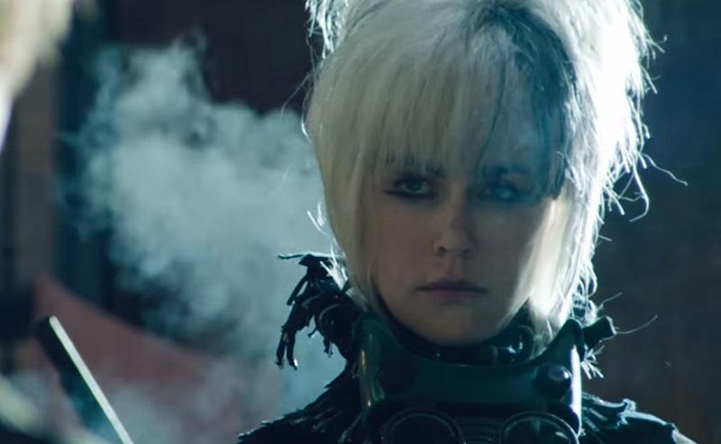 Anni '70, Londra, alieni e una Nicole Kidman punk nel trailer di How to Talk to Girls at Parties