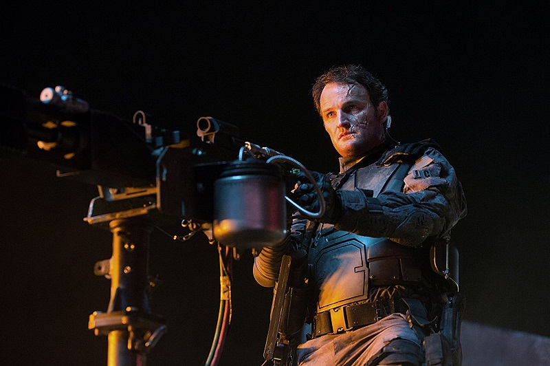 Jason Clarke in Terminator Genisys (2015) film