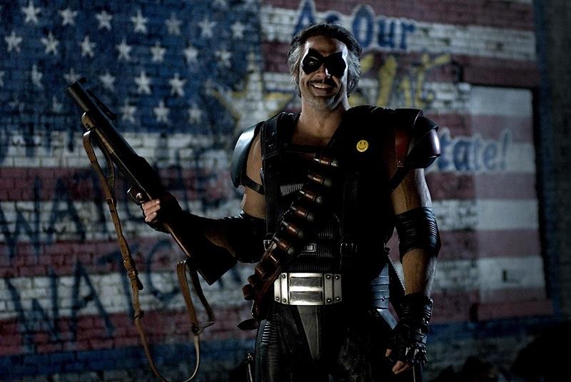 "Jeffrey Dean Morgan e Malin Åkerman: ""Watchmen esperienza fantastica, a parte i costumi!"""