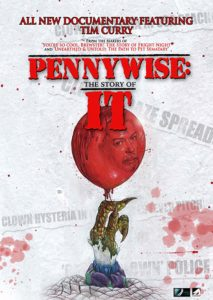 Pennywise The Story of IT documentario poster