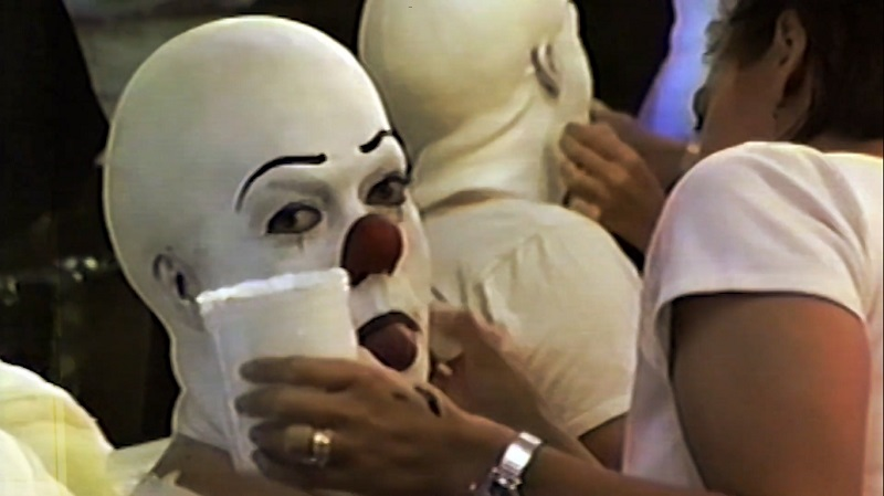 Pennywise The Story of IT documentario tim curry