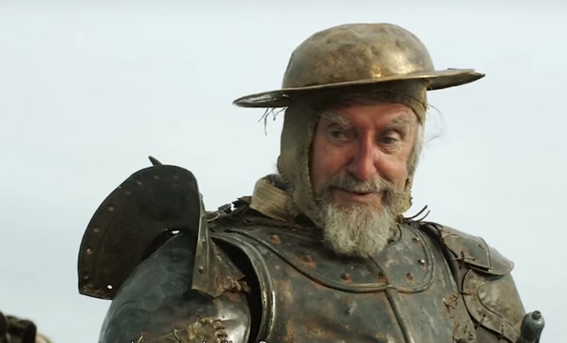 La rilettura di Terry Gilliam ha inizio nel full trailer di The Man Who Killed Don Quixote