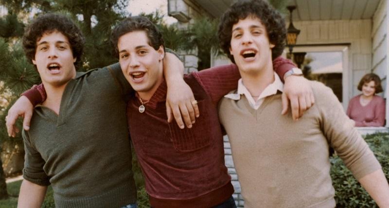 Tre gemelli si ritrovano nel trailer di Three Identical Strangers, documentario shock su una storia vera